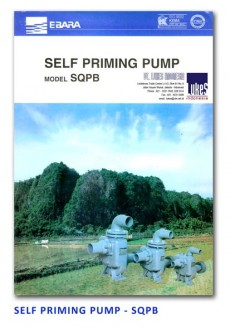 Ebara Self Priming Pump - SQPB