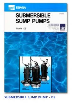 Ebara Submersible Sump Pump - DS