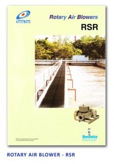 Tsurumi Rotary Air Blower - RSR