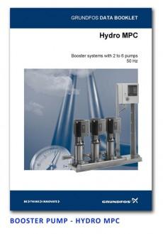 Grundfos Booster Pump - Hydro MPC