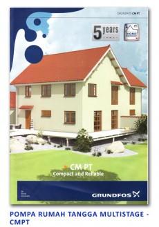 Grundfos Pompa Rumah Tangga Multistage - CMPT