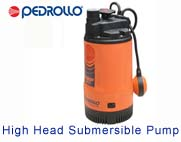 Pedrolo Submersible Pump - High Head - Top Multi 2