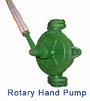 Rotary Hand - Wing Pump