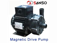 Sanso Magnetic Drive Pump