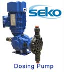 Seko Motor Driven Metering Pump - Spring Series - MS