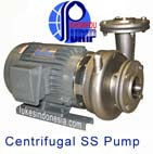 Showfou Stainless Steel Monoblock Pump - CVQ - 1
