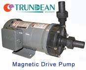 Trundean Magnetic Drive Chemical Pump - 1