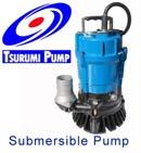 Tsurumi Submersible Dewatering Pump - HS2-4S