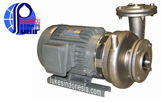Showfou Stainless Steel Monoblock Pump - CVQ
