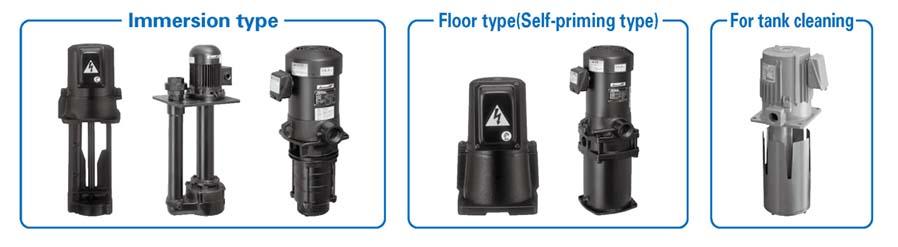 1 Tipe Teral - Coolant Pump