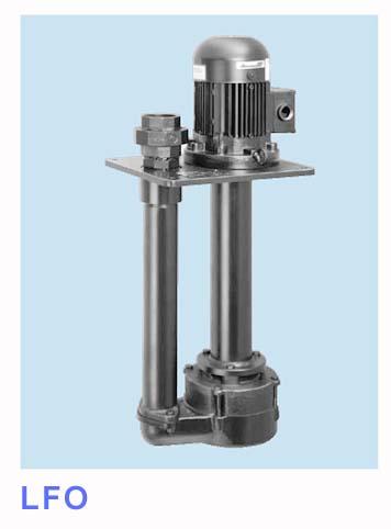 Teral Coolant Pump - LFO