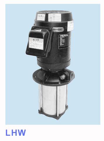Teral Coolant Pump - LHW