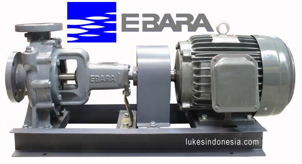 Ebara Centrifugal End Suction Volute Pump - FS