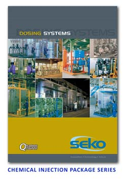 Seko Chemical Injection Packages Series