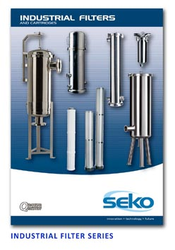 Seko Industrial Filter Series