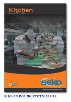 Seko Kitchen Dosing Systems Series