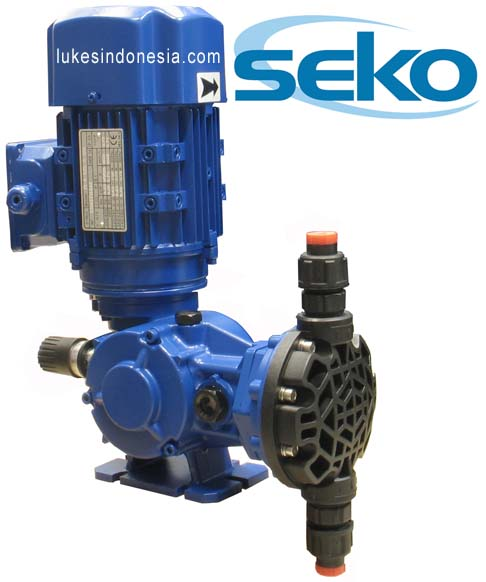 Seko Motor Driven Metering Pump - Spring Series - MS - 2
