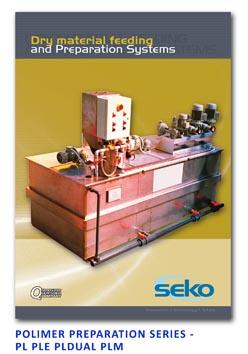 Seko Polimer Preparation Series - PL PLE PLDUAL PLM