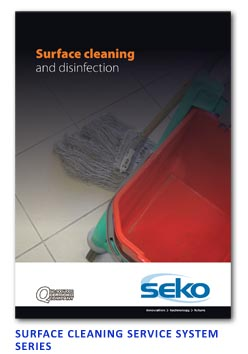 Seko Surface Cleaning System Series