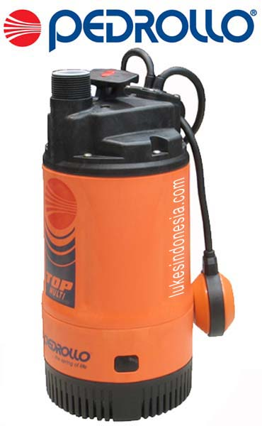 Pedrolo High Head Submersible Pump - Top Multi 2A - 1